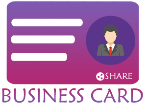 Swamis Consultancy Share Business Card