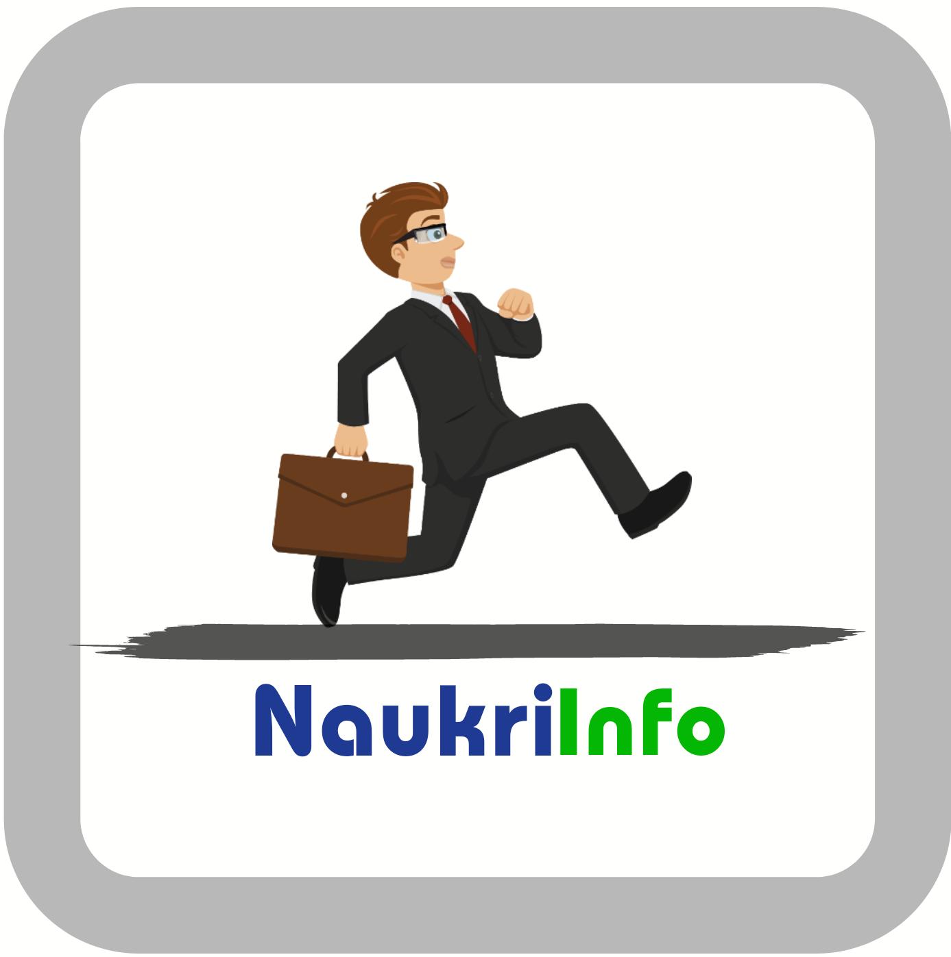Naukri Info Share Business Card