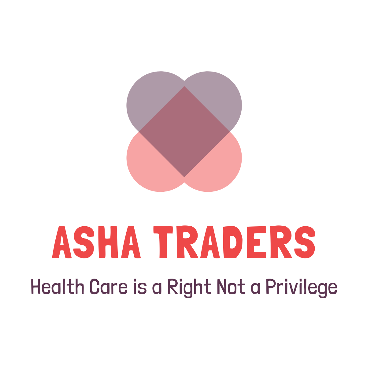 ASHA TRADERS Share Business Card