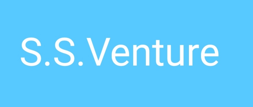 S S Venture Share Business Card