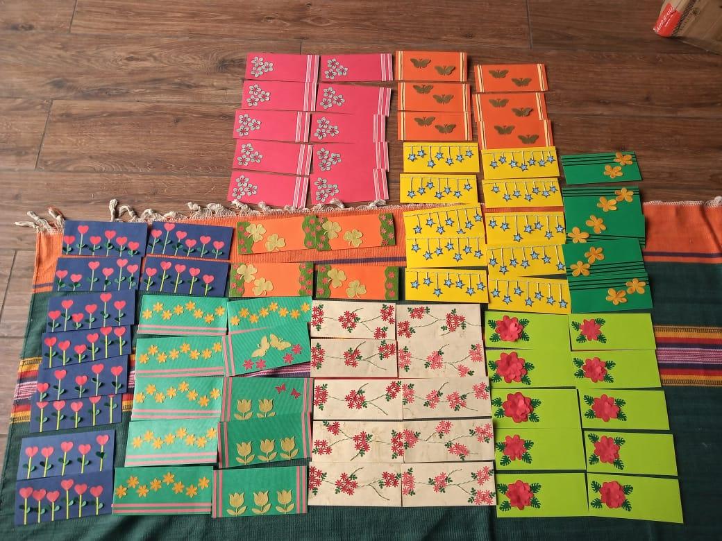 CREATIVE KARU KATTA Share Business Card