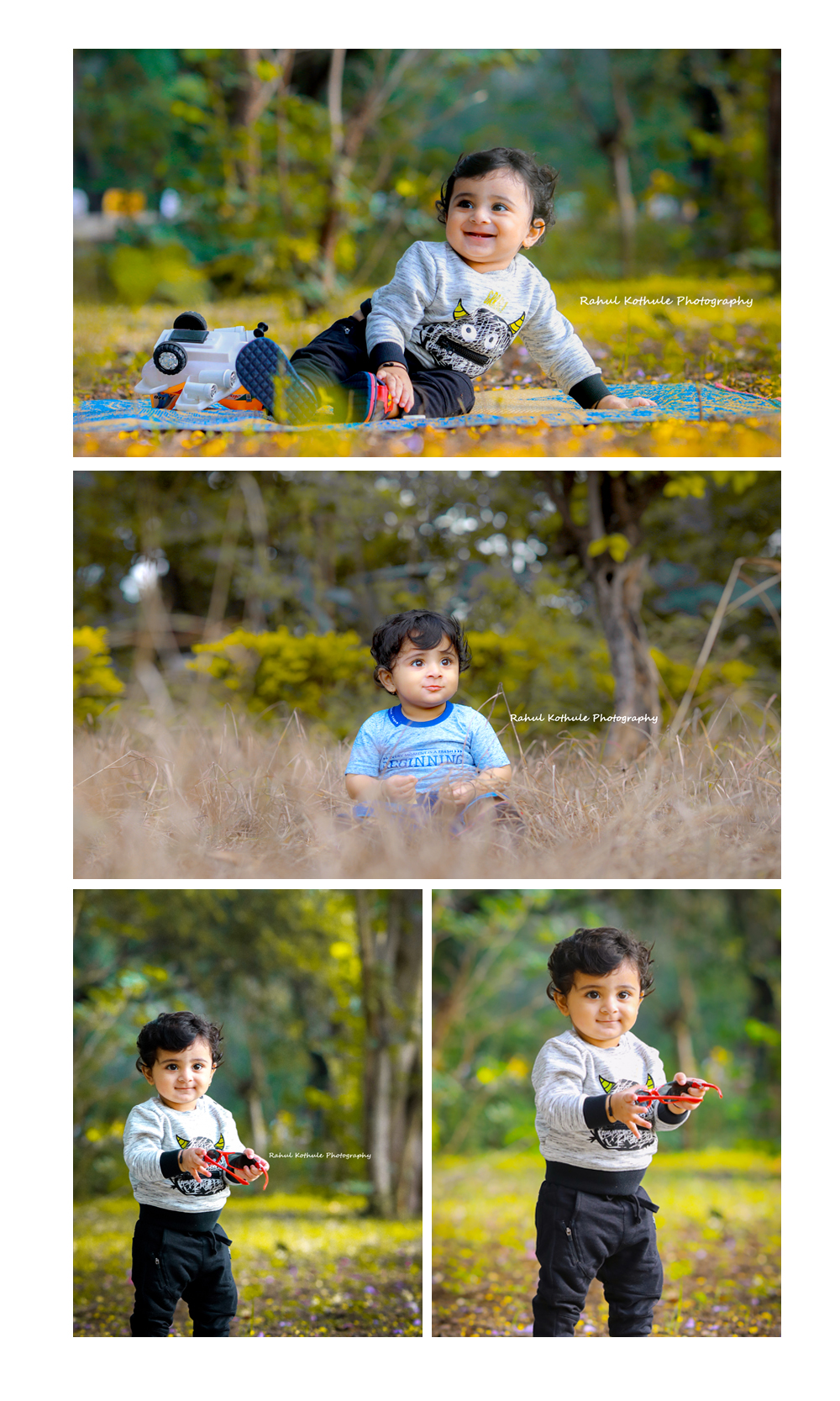 Rahul Kothule Photography Share Business Card