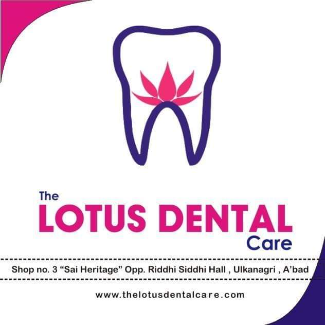The Lotus Dental Care Share Business Card