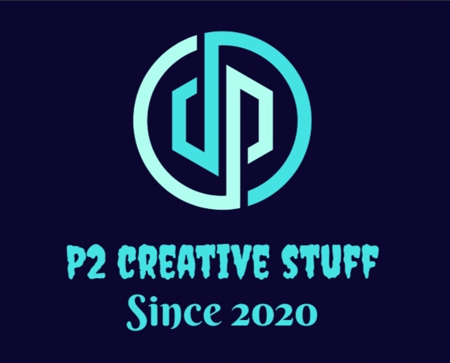 P2 Creative Stuff Share Business Card