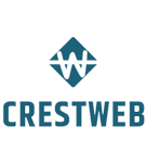 CrestWeb Solution Share Business Card